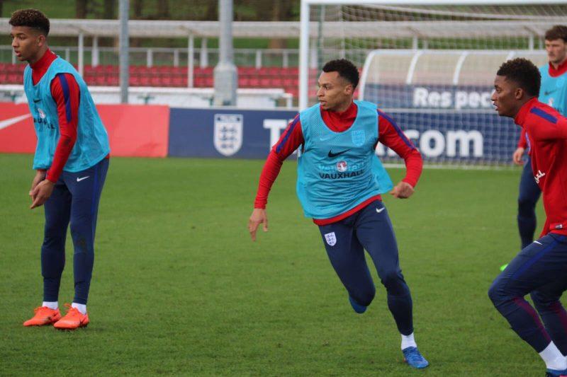 U21 International call up's for New Era players