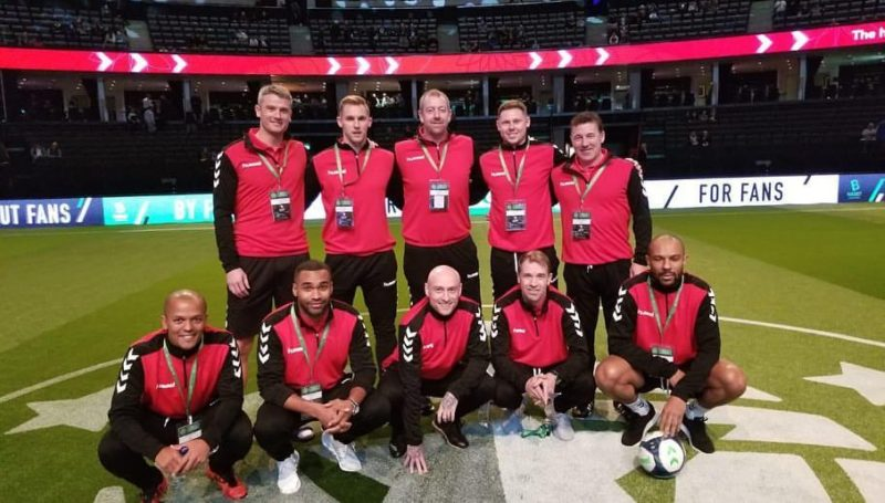 New Era Organise Wales Team for Star Sixes Tournament