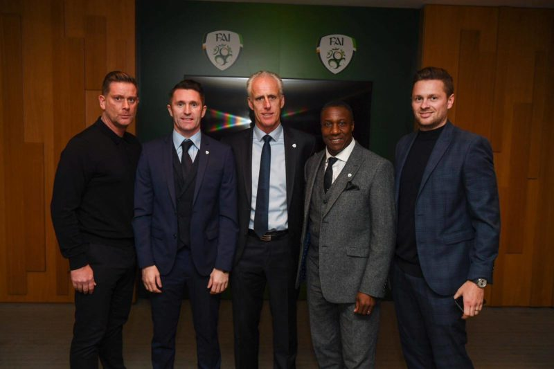 New Era are delighted to announce Mick McCarthy's appointment as the new Republic of Ireland manager