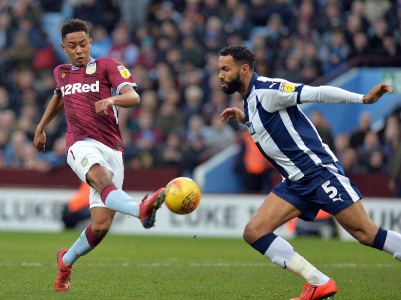 Jacob Ramsey makes Aston Villa Senior Debut
