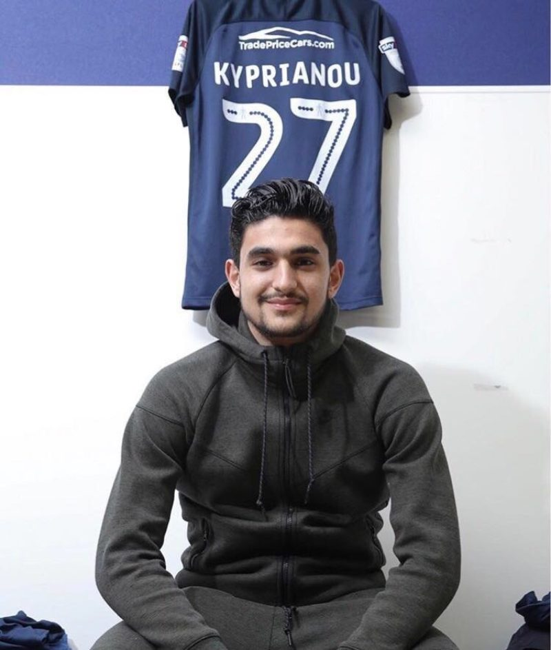 Harry Kyprianou joins New Era