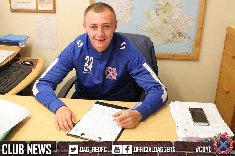 Joe White signs new contract at Dagenham & Redbridge FC