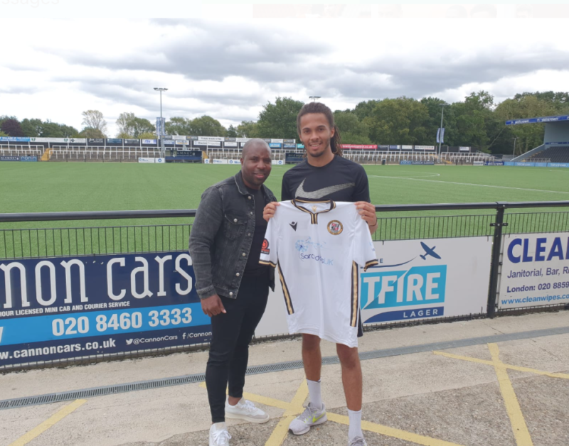 Kory Roberts joins Bromley FC