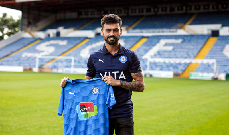 Macauley Southam-Hales joins Stockport County