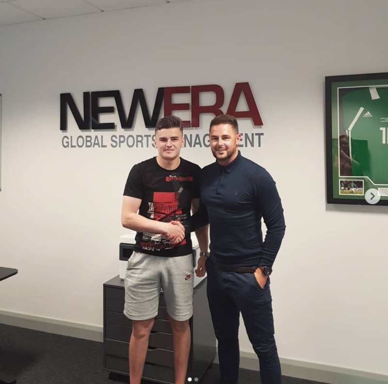 Ronan Hale Joins New Era