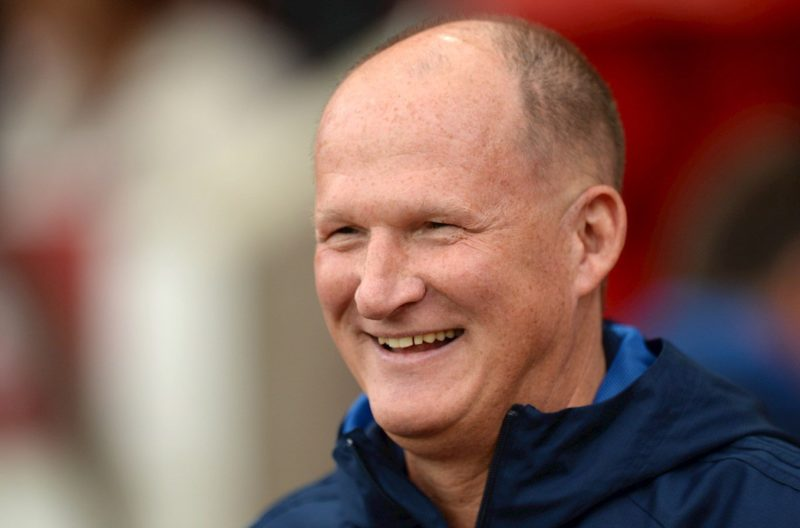 Simon Grayson Returns to Management Signing a two-year deal at Blackpool