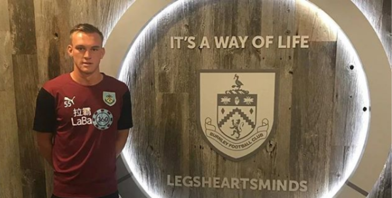 Teddy Perkins joins Ramsbottom United on loan from Burnley
