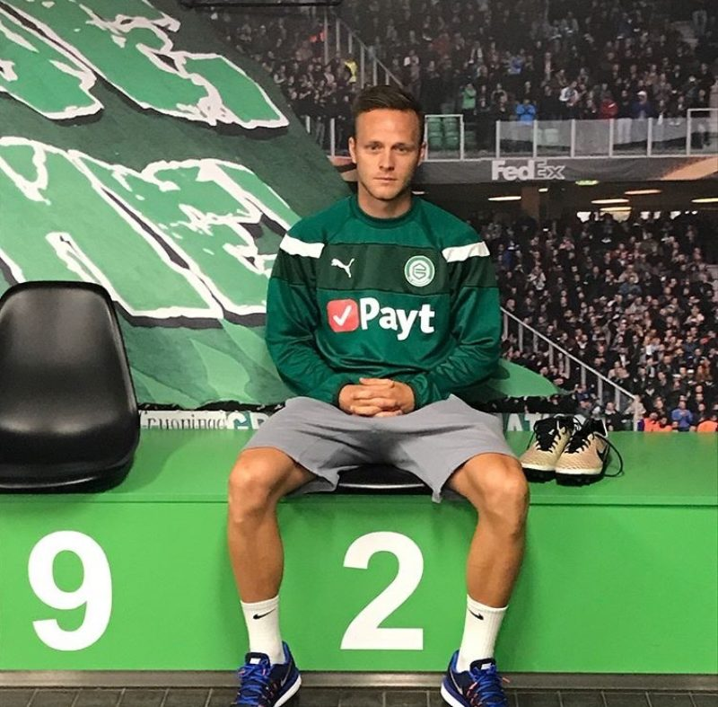 Todd Kane moves to FC Groningen on Loan