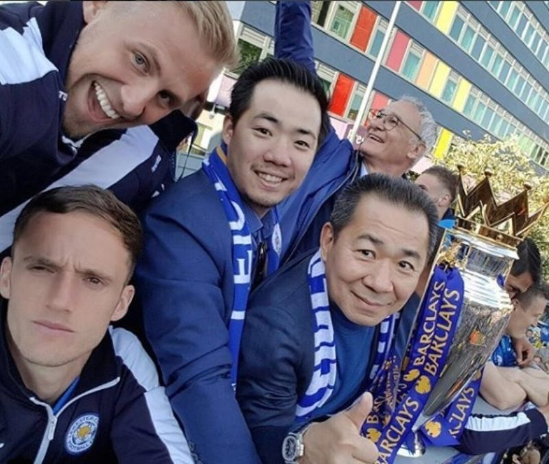 Condolences to the Srivaddhanaprabha Family and all at Leicester City FC