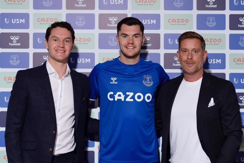 Michael Keane Signs New Five-Year Contract with Everton