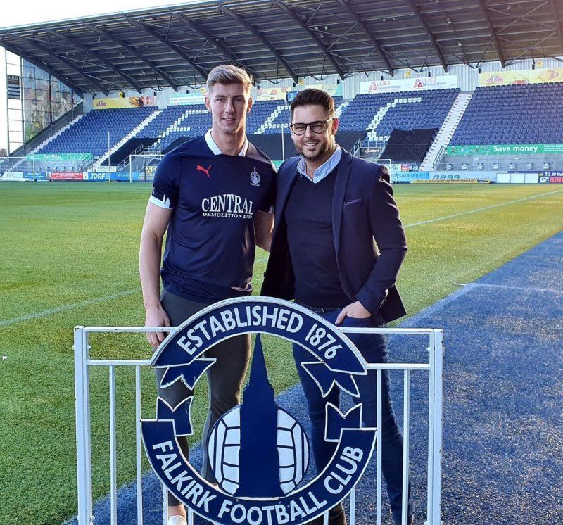 Ben Hall Joins Falkirk FC