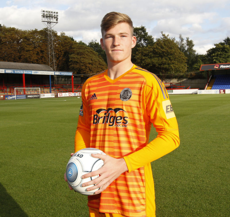 Will Mannion extends his loan at Aldershot Town