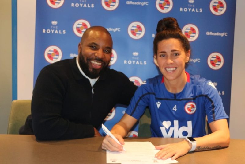 Fara Williams Signs Contract Extension with Reading FC until 2021