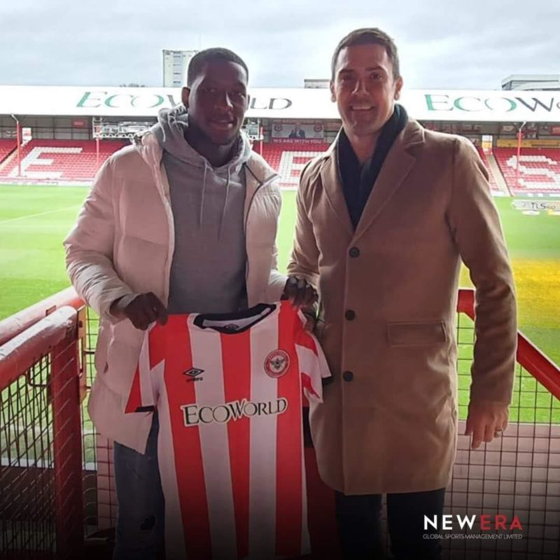 Shandon Baptise Joins Brentford on a four-and-a-half-year deal