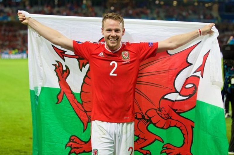 Congratulations to Chris Gunter on a Record Breaking 93rd National Cap for Wales