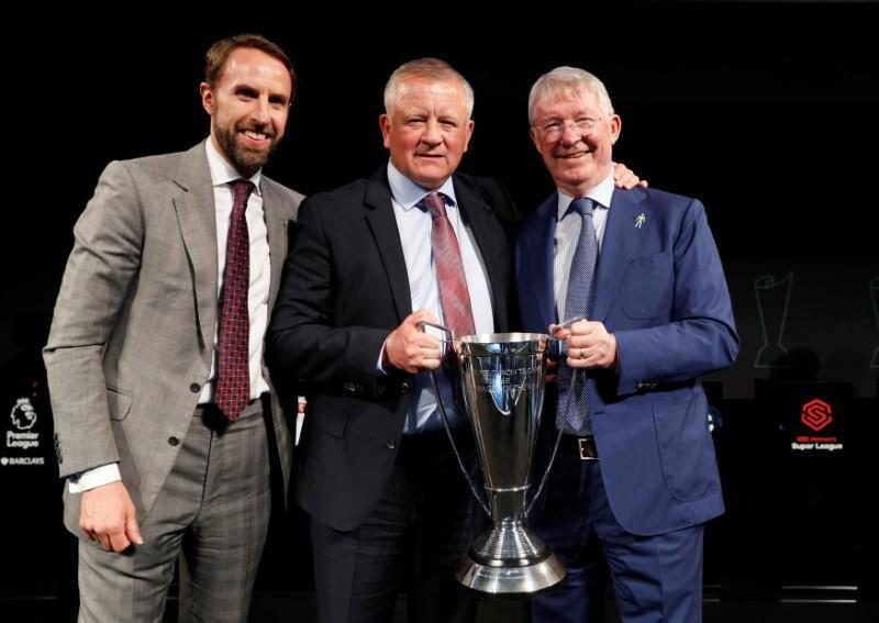 Chris Wilder wins LMA Manager of the Year and Championship Manager of the Year Awards