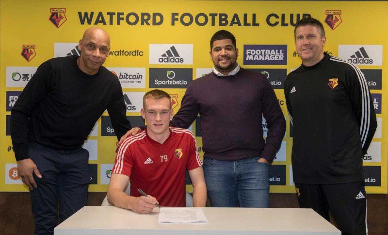 Teddy Perkins joins Watford