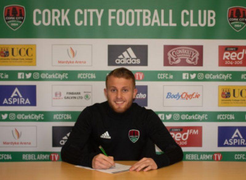 Liam Nash joins Cork City
