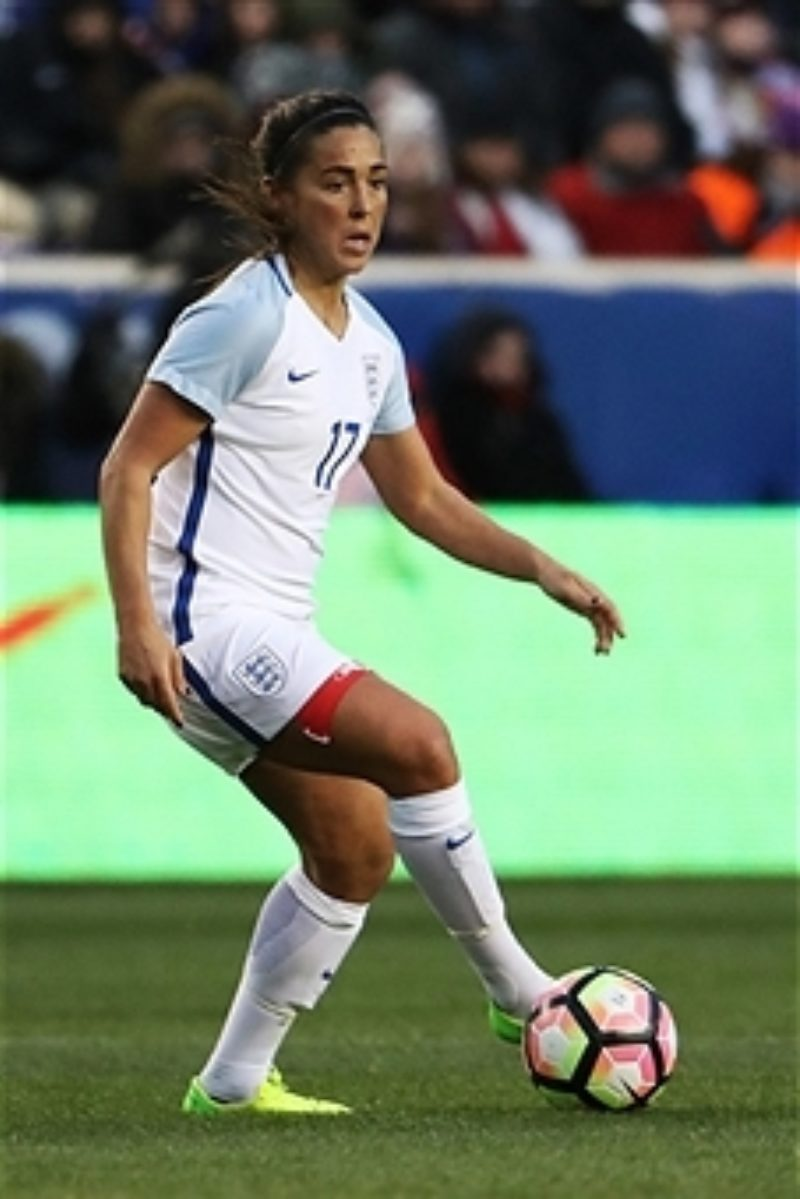 New Era client Fara Williams named in England squad