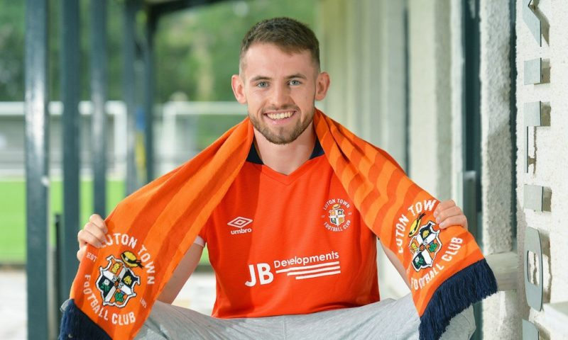 Rhys Norrington-Davies joins Luton Town on loan