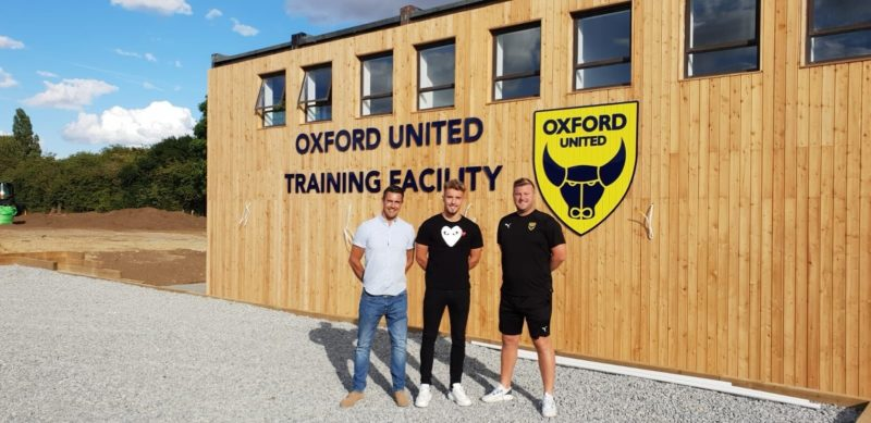 Sam Smith joins Oxford United on a season long loan